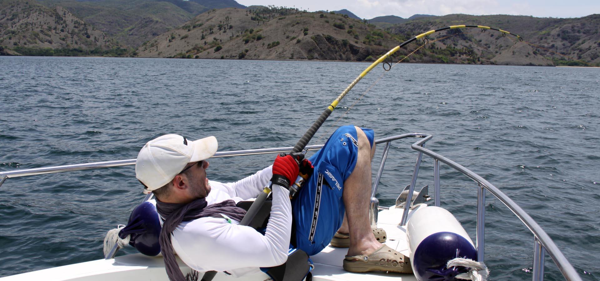 Défis de Pêche